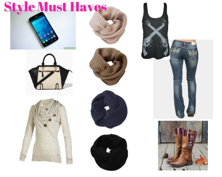 Style Must Haves